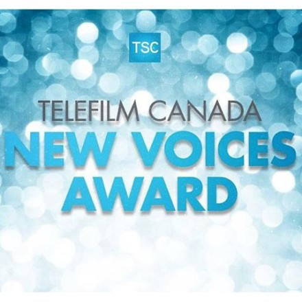 telefilm canada new voices award